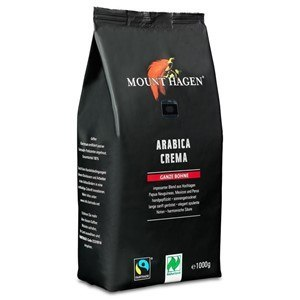 KAWA ZIARNISTA ARABICA CREMA FAIR TRADE BIO 1 kg
