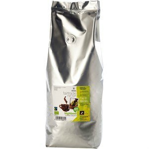 KAWA ZIARNISTA ARABICA FAIR TRADE BIO 1 kg