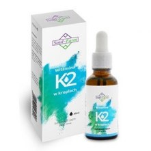 WITAMINA K2 W KROPLACH (100mcg) 30 ml