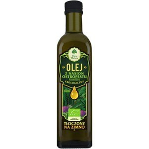 OLEJ Z NASION OSTROPESTU VIRGIN BIO 250 ml