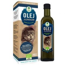 OLEJ JUNIOR BIO 250 ml