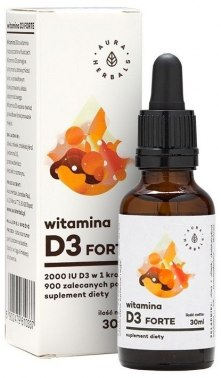 Witamina D3 Forte - 30ml