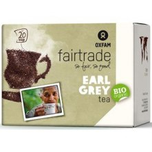 HERBATA EKSPRESOWA EARL GREY FAIR TRADE BIO (20 x 1,8 g)